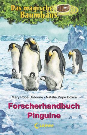 Forscherhandbuch Pinguine