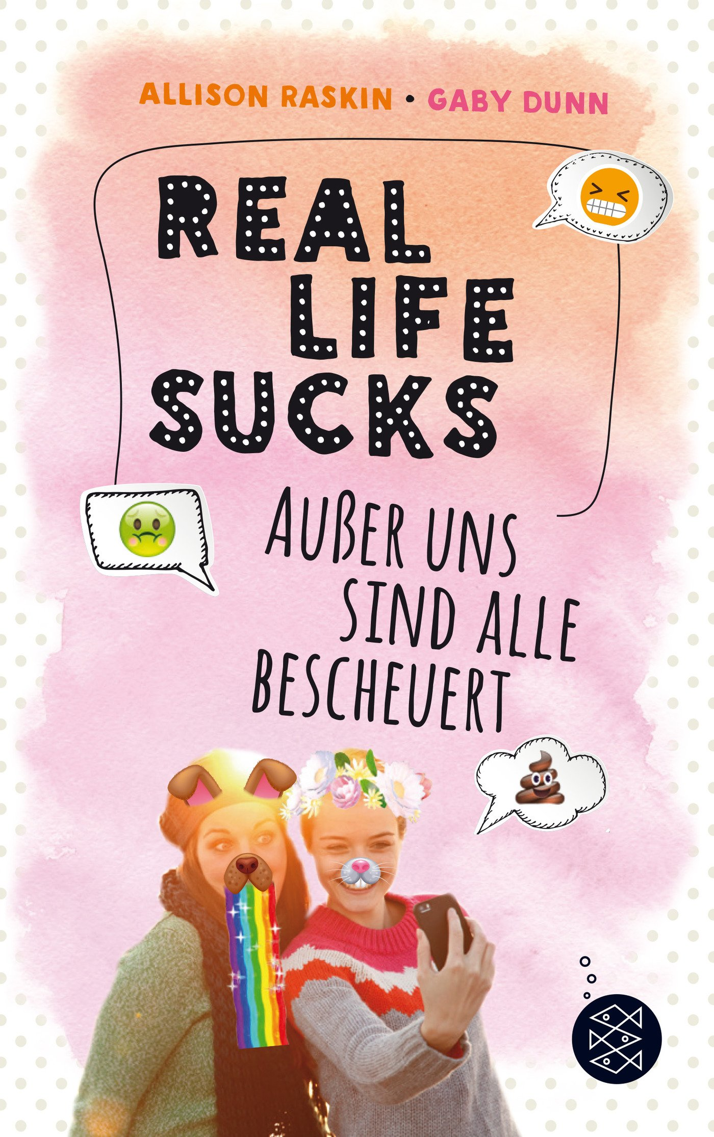 Real Life Sucks - außer uns sind alle bescheuert